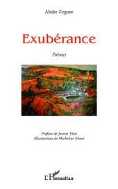 Exubérance: Poèmes (version couleur)