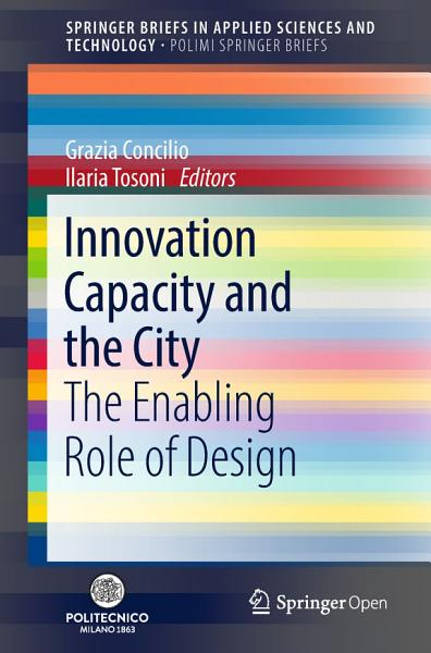 Download Innovation Capacity and the City Book