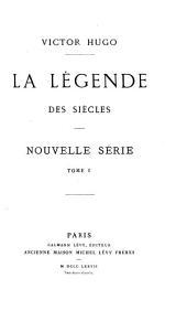La légende des siécles: Volume1