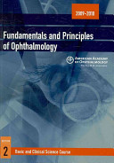 Fundamentals and Principles of Ophthalmology 2009-2010