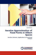Iterative Approximation of Fixed Points in Hilbert Spaces PDF