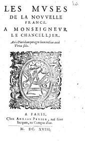 Les Muses de la Nouvelle France ...