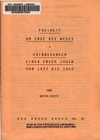 Freiheit am Ende des Weges PDF
