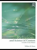 Religion and Science in Context PDF