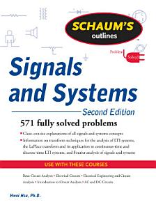 Schaum s Outline of Signals and Systems  Second Edition PDF