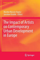 The Impact of Artists on Contemporary Urban Development in Europe PDF