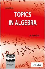 TOPICS IN ALGEBRA, 2ND ED