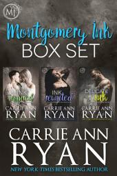 Montgomery Ink Box Set 1 (Books 0.5, 0.6, and 1): A Contemporary Erotic Tattoo Romance Bundle