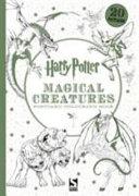 Harry Potter Magical Creatures Postcard Book