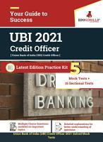 UBI Credit Officer 2021   5 Mock Tests   15 Sectional Tests for Complete Preparation PDF
