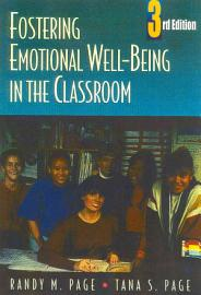 Fostering Emotional Well Being In The Classroom