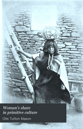 Woman's share in primitive culture