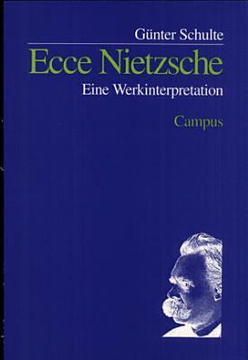 Ecce Nietzsche PDF