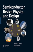 Semiconductor Device Physics and Design PDF