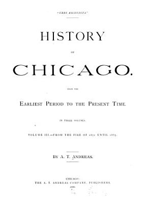 From the fire of 1871 until 1885 PDF