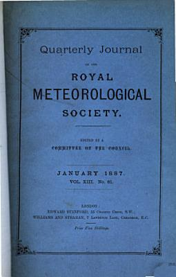 Quarterly Journal of the Royal Meteorological Society PDF