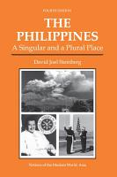 The Philippines PDF