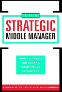 The Strategic Middle Manager PDF
