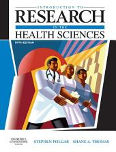 Introduction to Research in the Health Sciences E-Book: Edition 5