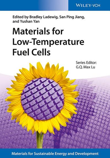 Materials for Low Temperature Fuel Cells PDF