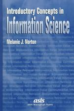 Introductory Concepts in Information Science