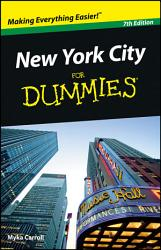 New York City For Dummies PDF