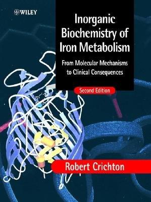Inorganic Biochemistry of Iron Metabolism PDF