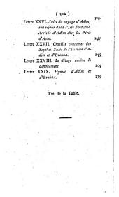 Lettres à Sophie sur l'histoire: Volume1