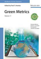 Green Metrics PDF