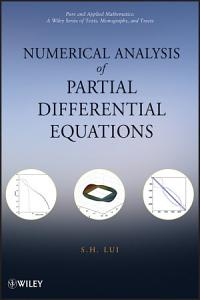 Numerical Analysis of Partial Differential Equations PDF