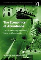 The Economics of Abundance PDF