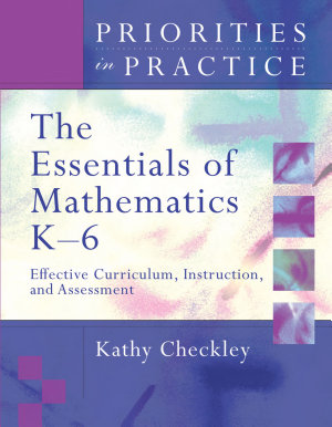 The Essentials of Mathematics  K 6
