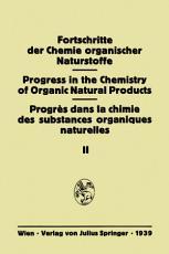 Fortschritte der Chemie Organischer Naturstoffe PDF