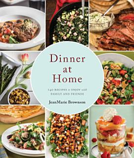 Dinner at Home Book