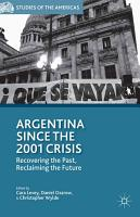 Argentina Since the 2001 Crisis PDF