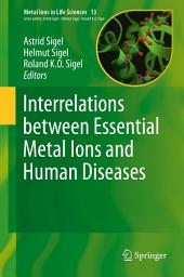 Interrelations between Essential Metal Ions and Human Diseases