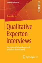 Qualitative Experteninterviews PDF