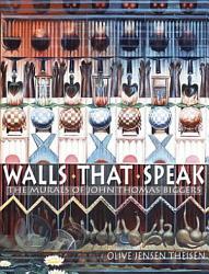 Walls That Speak Book PDF