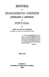 Historia dos estabelecimentos scientificos: 1880-1889