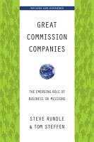 Great Commission Companies PDF