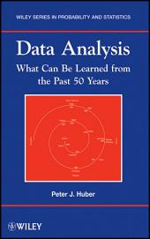 Data Analysis: What Can Be Learned From the Past 50 Years