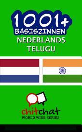 1001+ Basiszinnen Nederlands - Telugu
