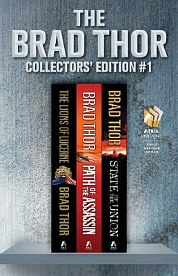 Brad Thor Collectors  Edition  1