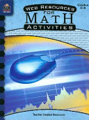 Web Resources for Math Activities, Grades 5-8