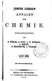 Justus Liebigs Annalen der Chemie: Bände 177-178