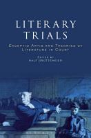 Literary Trials PDF