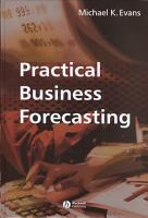 Practical Business Forecasting PDF