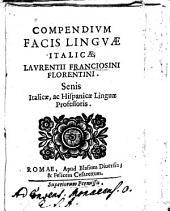 Compendium facis linguae italicae