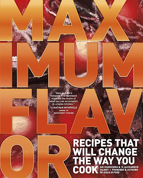 Download Maximum Flavor Book