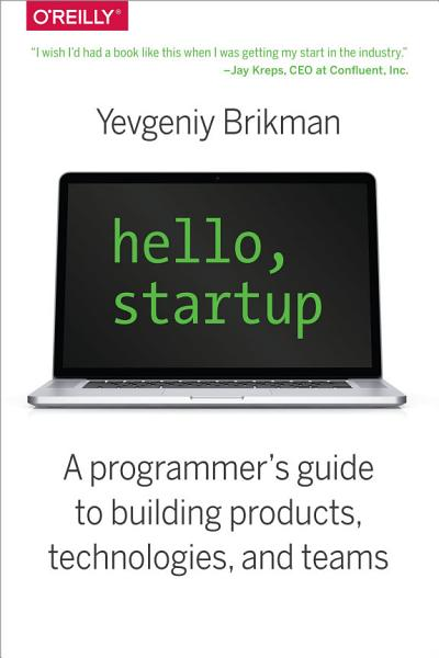 Download Hello  Startup Book